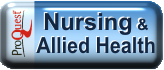 ProQuest Nursing and Allied Health Source